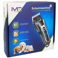 Profi Schermaschine Felltrimmer Tierhaarschneider Hunde und Katzen LED Display
