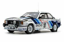 SUNSTAR 5372 OPEL ASCONA B diecast rally car R Hainbach/ W Hohenadel 1980 1:18th