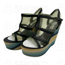 Steve Madden Womens P-James Platform Wedge Sandal Shoe - Size 10