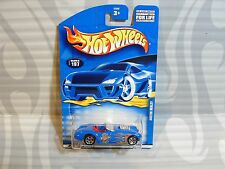 2001 HOT WHEELS #197 = AUSTIN HEALEY = BLUE  , 0910