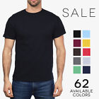 Gildan Ultra Cotton Crew T-Shirt Basic Plain Tee S - XL 2XL 3XL 4XL 5XL G2000