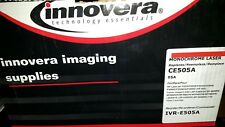 CINNOVERA CE505A 05A REPLACEMENT TONER CARTRIDGE HP LASERJET P2035 P2055 P2055