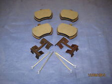 MG MIDGET SPRITE 1967 -80 FRONT BRAKE PAD SET AND FITTING KIT ***K1C