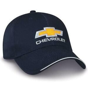 Chevrolet Chevy Bowtie PICK UP Trucks Car Basecap Casquette Trucker Baseball Cap NEUF