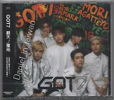 GOT7: Moriagatteyo - Japanese Album (2016) CD SEALED