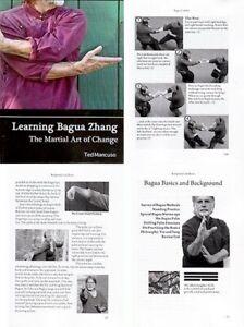 Learning Bagua Zhang Chinese Martial Art Change book Ted Mancuso Qigong fighting