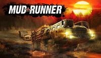 MudRunner | Steam Key | PC | Digital | Worldwide