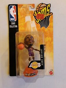 1998 MATTEL NBA JAMS KOBE BRYANT LAKERS NEW