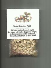 New Homemade Magic Reindeer Food Christmas Eve Kids Family Activity Gift