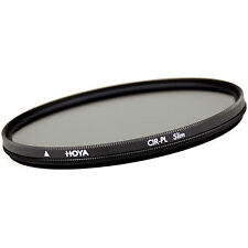 Hoya 52mm Slim Frame Circular Polarising Lens Filter