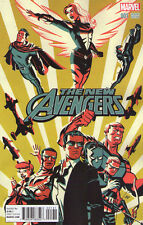 NEW AVENGERS (2015) #1 - All-New All-Different - Cho 1:25 VARIANT COVER
