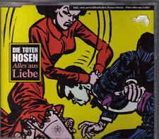 Die Toten Hose-Alles Aus Liebe cd maxi single