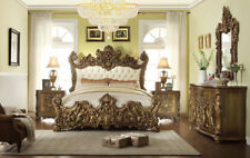 HOMEY DESIGN HD-8008 BRAND NEW KING OR CAL KING 5PC BEDROOM SET