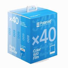 Polaroid Originals 600 COLOUR Film Five Pack 40 Shot Pack