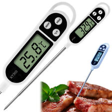 Digital Food Thermometer Probe TP300 For Kitchen BBQ Milk Oil Tea Measuring Tool