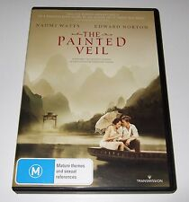 The Painted Veil (DVD, 2008) Naomi Watts, Edward Norton