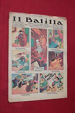 rivista a fumetti IL BALILLA Supplemento Popolo d'Italia ANNO XII N.51 (1933)