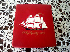 Nostalgic Vintage Old Spice Ship Recovery -1784 # 380 Box Only