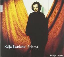 Kaija SAARIAHO Private Gardens CD & PRISMA CD-Rom Upshaw Jodelet