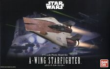 Bandai 0206320 1/72 Scale Model Kit Star Wars A-Wing Starfighter