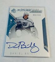 R47,422 -  2018-19 SP Authentic #204 Daniel Brickley Rookie Autograph #/999
