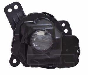 MAZDA 6 CX-5 CX5 2013-2016 PASSENGER LED FOG LIGHT DRIVING LAMP - RIGHT