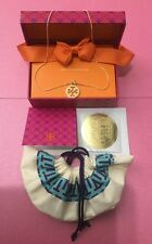 "Tory Burch Gold Plated 18"" Necklace 5pc Gift Set"