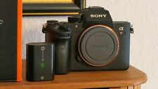 Sony a7RIII 42MP MIRRORLESS Digital Camera - EXCELLENT CONDITION