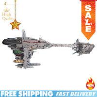 Star Wars Mortesv's UCS Nebulon-B Medical Frigate Model MOC 5083 Building Blocks