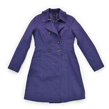 G Star Raw correct line señora gabardina s 36 lila Fay Trench abrigo Jacket