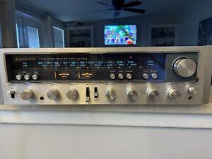 Kenwood KR-7600 AM/FM Stereo Receiver - READ DETAILS PLS