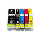 5pcs Compatible Ink Cartridge 410XL 410 XL for EPSON XP-540 640 830 900 Printer