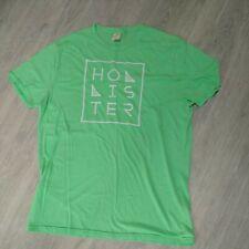 Men's Medium Green Hollister T Shirt Top