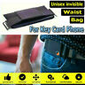 Portable Minimalist Invisible Wallet Organizer Holder Pouch Card Storage Bag