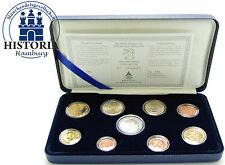 Finnland 3,88 Euro Kursmünzen 2002 PP KMS 1 Cent - 2 Euro im Etui