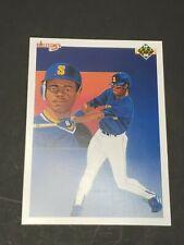 1990 Upper Deck #24 Collector's Choice Ken Griffey Jr. Seattle Mariners
