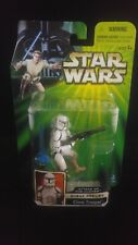 CLONE Trooper Star Wars Hasbro 2001 SNEAK Preview MOC AOTC Attack