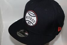 Houston Astros New Era MLB Vintage Circle 9FIFTY,Snapback,Hat,Cap     NEW