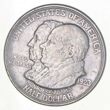 1923-S Monroe Doctrine Commemorative Half Dollar - Charles Coin Collection