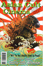 ASIAN CULT CINEMA MAGAZINE* Original BACK ISSUES (2000) Issue #26/ #27/ #28/ #29