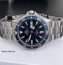 Orient Kamasu Automatic 200M Sapphire Crystal Watch RA-AA0002L19B Brand New