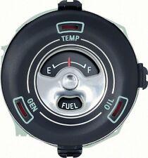 65 Nova Standard Dash Fuel Gauge with Warning Lights