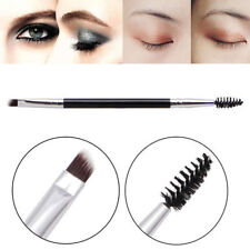 2 in 1 Eyebrow Brush Eyeliner 12# Angled Cosmetics Dual Ends Makeup Tools