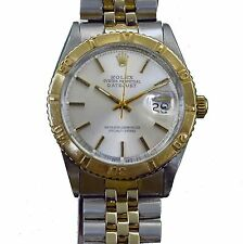 Vintage 1973 Rolex DATEJUST Turn-O-Graph THUNDERBIRD Gold/Stainless Classic