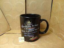 My Something To Keep Me Alert While I Ponder How To....  Coffee Mug (Used/EUC)