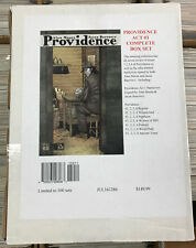 Providence Act 1 Compete Box Set SEALED Limited to 100 incl. 1 HC Autograph OOP
