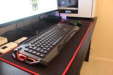 GRAND TAPIS de Souris XXL 900x400x4 Ordinateur PC Gamer Bureau Top Qualité