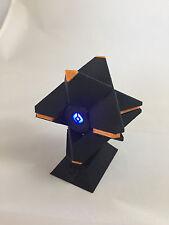 3D Printed Destiny Ghost Replica - Black & Orange
