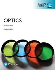 Optics 5E by Eugene Hecht (Paperback, 2016) ISBN:9781292096933