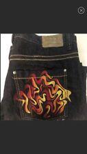 COOGI Flame Denim Jeans Australia 40x34